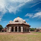 Isa khan tumba — Foto de Stock