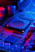 Circuitboard — Stockfoto