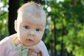 Baby-girl — Stock Photo