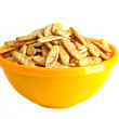 Heap of crackers — Stock Photo