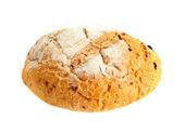 Round shaped fresh bread — Stock Photo