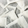 Square teabags — Stock Photo #5247141