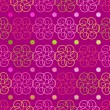 Seamless elegant pattern - Stock Vector