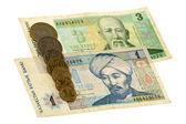 Tenge bill of Kazakhstan — Stock Photo