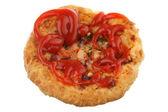 One pizza — Stock Photo