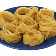 Royalty-Free Stock Photo: Noodles on a plate