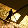 Windsurfe — Stock Photo