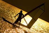 Windsurfe — Stok fotoğraf