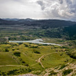 Stock Photo: Landscape of a mountain valley in Crimea, Ukraine
