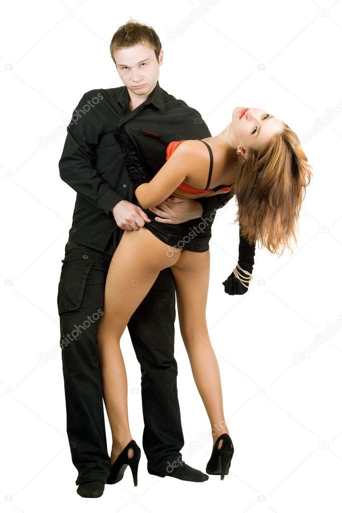 Frauen Die Strippen
