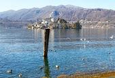 圣朱利奥的小岛 — 图库照片