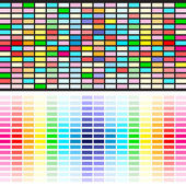 Rainbow colors background — Stock Vector