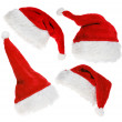 Red Santa Claus hat — Stock Photo #4298428