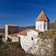 Armenian monastery — Stock Photo