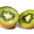 Cuted Kiwi — Stock Photo