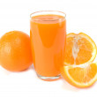 Orange juice — Stock Photo #4729471