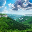 Beautiful valley - Stock Photo