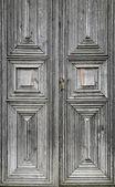 Medieval door — Stock Photo