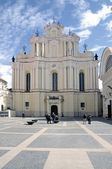 St. Johns church in Vilnius — Stock Photo