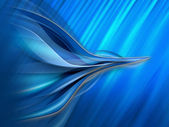 Abstract Wave — Stock Photo