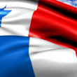 Flag of Panama — Stock Photo #5208843