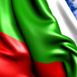 Flag of Bulgaria — Stock Photo #5319038