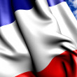Flag of France — Stock Photo #5319221