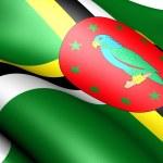 Постер, плакат: Flag of Dominica