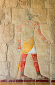 Anubis - ancient egypt color image — Stock Photo