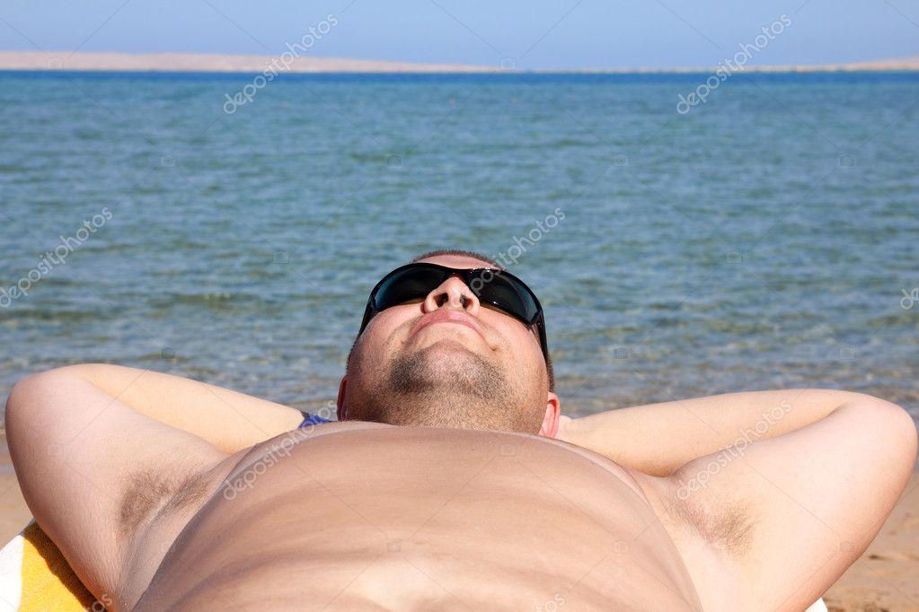 Фото обычных людей на пляже 14 фотография