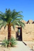 Famouse templo de karnak en luxor — Foto de Stock