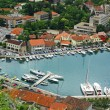 Sea Port of Kotor, Montenegro — Stock Photo
