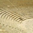 Ancient theatre in Kourion, Cyprus — Stock Photo #4402158