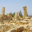 Ancient Ruins near Limassol, Cyprus — Stock Photo