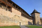 Ljubart fortress in Lutsk — Stock Photo
