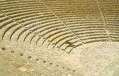 древний театр в курион, кипр — Стоковое фото
