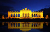 The Gloriette in the Schonbrunn Palace Garden, Vienna — Stock Photo