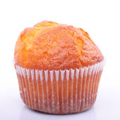 Muffin isolated — 图库照片