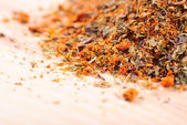 Spice heap — Stock Photo