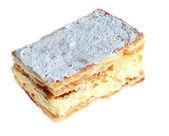 Napoleon tårta — Stockfoto