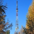 Stock Photo: TV tower