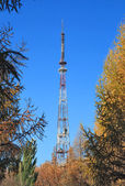 TV tower — Stock Photo