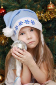 Sadness about the last New Year — Stock Photo