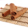 Sticks cinnamon — Stock Photo