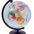 Stock Photo: Terrestrial globe