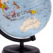 Terrestrial globe — Stock Photo #4345280