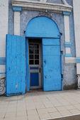 Otwarte drzwi — Zdjęcie stockowe