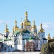 Orthodox Christian monastery in Kiev, Ukraine — Stock Photo #4028501