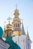 Orthodox Christian monastery in Kiev, Ukraine — Stock Photo