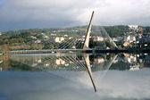 Bridge Pontevedra — Stock Photo
